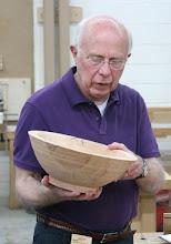 Photo: ...and a really big salad bowl...