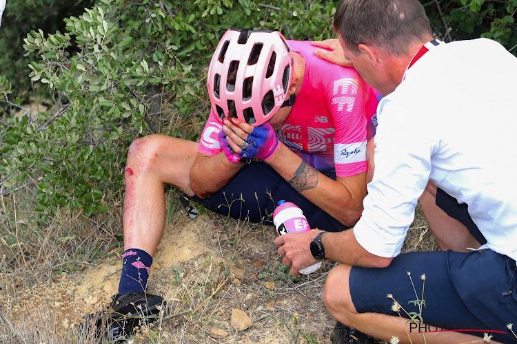Tejay Van Garderen contraint d'abandonner durant la 7ème étape de la Vuelta