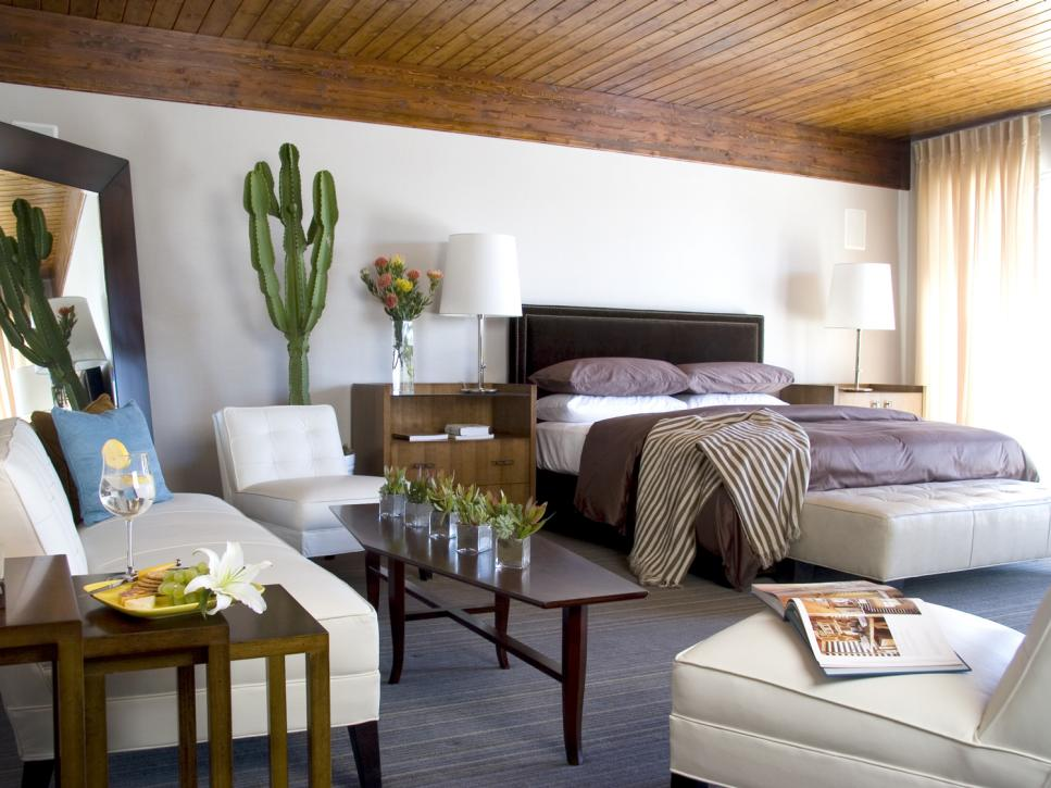Desert and Mid Century Modern Styles