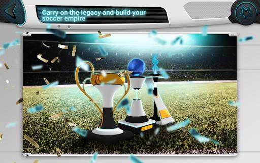 Futuball - Future Soccer Manager Game screenshots 18