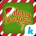 Merry Christmas Emoji Keyboard icon