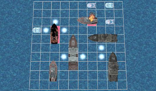 Sea Battle 3D PRO - náhled