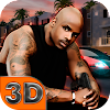 Miami Car Theft Race 3D