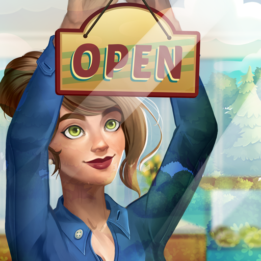 Fancy Café - Decorate & Cafe Games