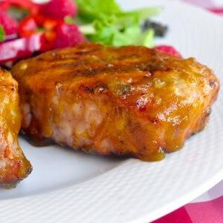 Rum Mango Barbecue Sauce