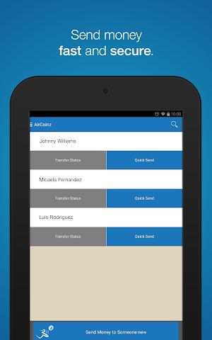 android AirCoinz Screenshot 5