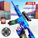 Counter Terrorist Gun Strike Free Fire Shooting icon