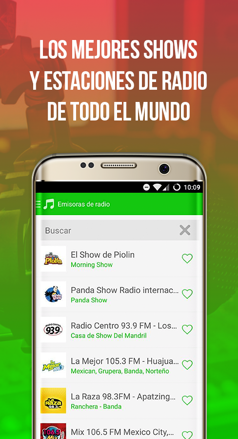Radiulo Música Mexicana- screenshot