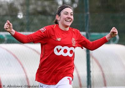 Noémie Gelders quitte le Standard Femina pour Anderlecht