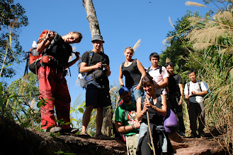 Photo: Trekking in Muang Sing-Laos