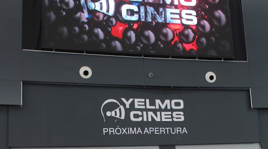 Yelmo abrirá sus cines en Almería el viernes 14