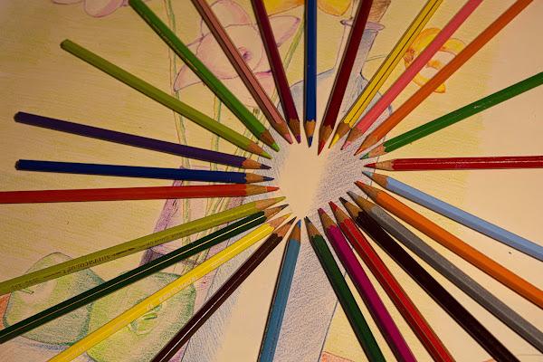 Tutti i colori del cuore di Daimon