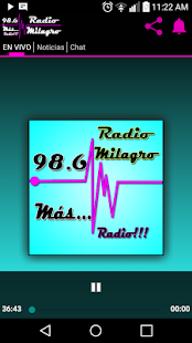 Radio Milagro 98.6 FM- screenshot thumbnail