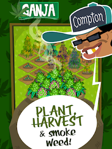 Ganja Farmer – Weed empire  Apk Download For Android and Iphone 6