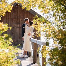 Wedding photographer Evgeniy Grabkin (grabkin). Photo of 02.11.2017