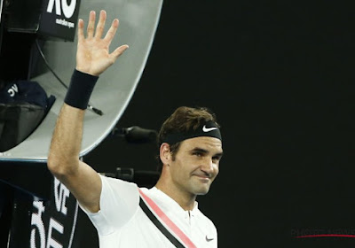 Federer start aarzelend, maar vreet dan Berdych op