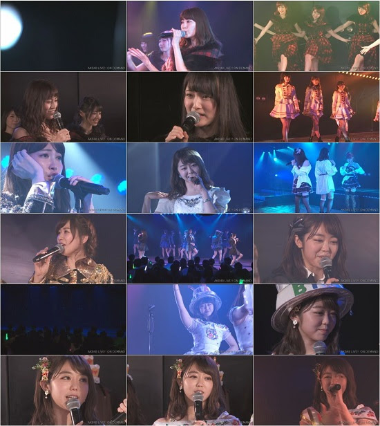 (LIVE)(公演) AKB48 小嶋陽菜 「好感度爆上げ」公演 720p 1800 峯岸みなみ 生誕祭 161210