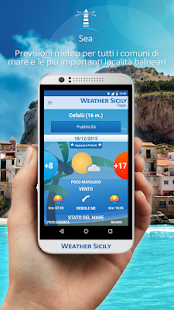 Weather Sicily- miniatura screenshot