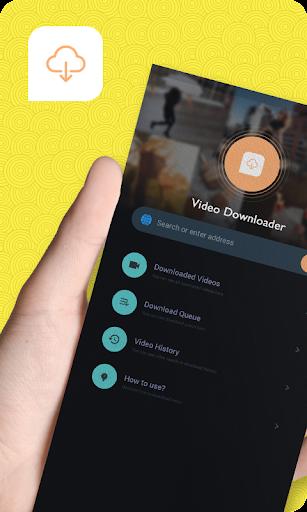 All Video Downloader 2019 : Video Downloader App 2.6 screenshots 1