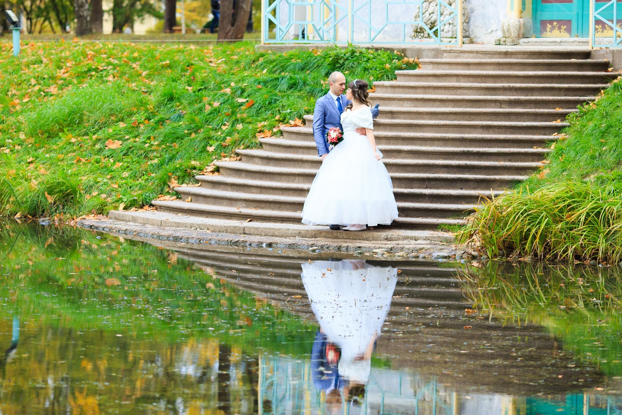 неужели екатерининский парк москва свадебное фото просто
