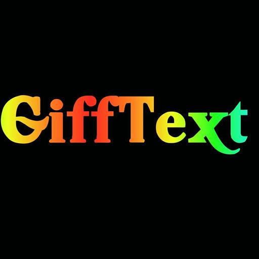 Gif Text Gif Maker Gifftext