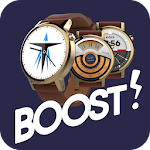 BOOST! Watch Face Collection Icon