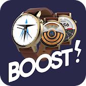 BOOST! Watch Face Collection