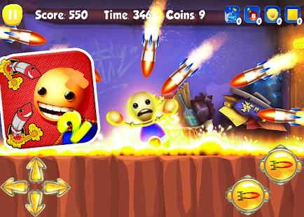 Super Buddyman Kick 2 - The Run Adventure Game - náhled