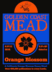 Golden Coast Mead Orange Blossom