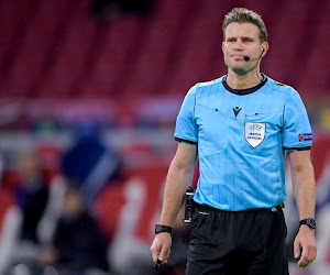 L'arbitre de la rencontre entre la Belgique et le Portugal est connu