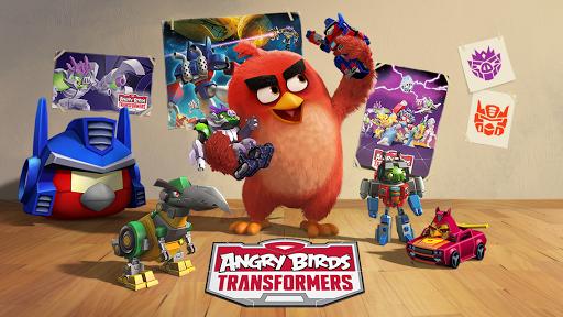 Angry Birds Transformers v1.18.5 [Mod Coins/God Mode/Unlock]