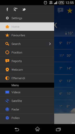 ilMeteo Weather screenshot 3