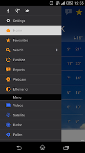 App the Weather APK for Windows Phone