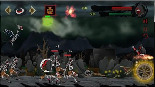 Dead Fugitive Escape- free screenshot 3