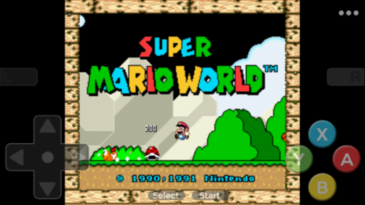 SNES Emulator - Arcade Classic Game Free 1.0a screenshots 2