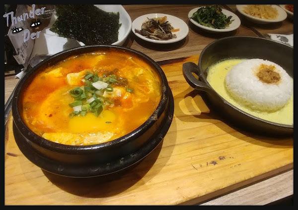 一人餐桌-北村豆腐家 排隊人潮排甚麼 原來是香嫩豆腐搭配好吃拌飯