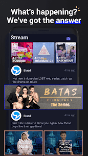 Blued – Gay Dating & Chat & Video Call With Guys App Latest Version Download For Android and iPhone 6