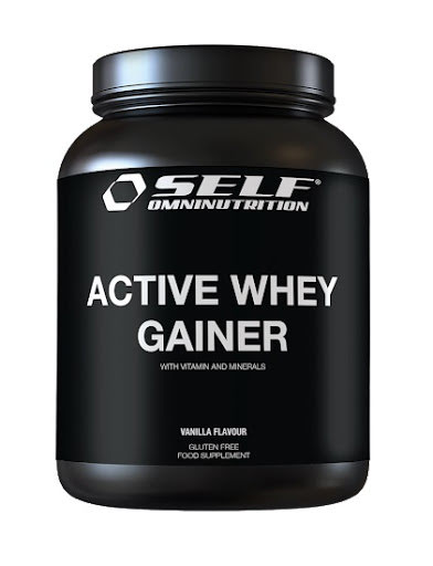 Self Active Whey Gainer 2kg - Strawberry