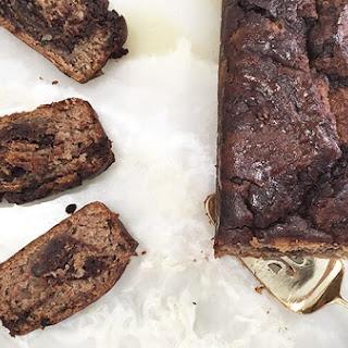 Erin McKenna x Maman's Banana Chocolate Marble Teacake