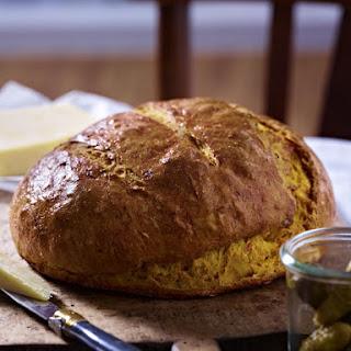 Pumpkin & Fennel Bread