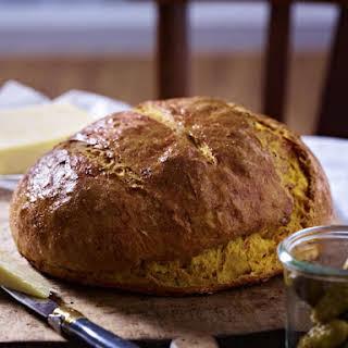 Pumpkin & Fennel Bread.