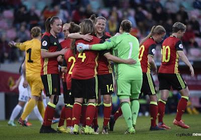 Belgian Red Flames op weg naar het EK, al bijna 5000 tickets verkocht voor galamatch!