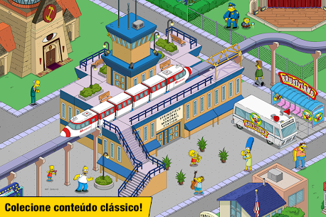The Simpsons Tapped Out Apk Mod Compras Grátis 3