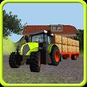 Tractor Simulator 3D: Hay icon