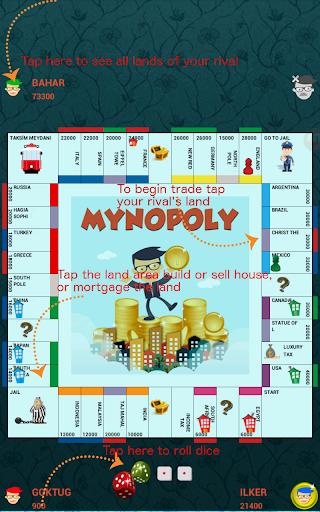 Monger-Free Business Dice Board Game 2.0.3 screenshots 1