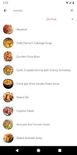 Healthy Recipes 5.45 screenshots 6