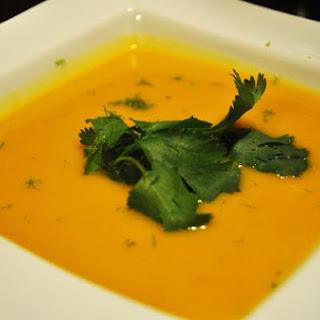 Tropical Butternut Squash Soup.