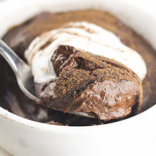 Healthy Vegan Chocolate Pudding