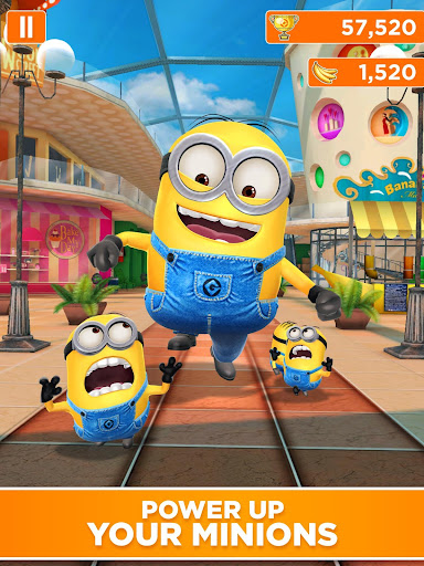 Minion Rush: Despicable Me Official Game screenshot 4