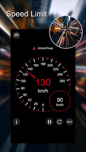 Speedometer - HUD, GPS, Odometer 5.0.1 screenshots 2